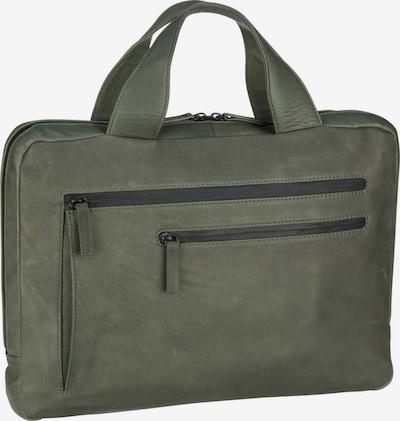 LEONHARD HEYDEN Tasche in dunkelgrün, Produktansicht