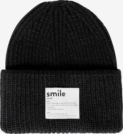 STREET ONE Mütze in schwarz, Produktansicht