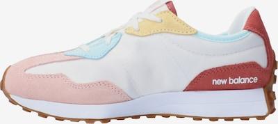 new balance Sneaker in gelb / pink / rosa / weiß, Produktansicht