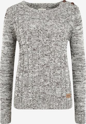 Oxmo Sweater 'Phia' in Grey