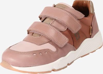 Sneaker BISGAARD di colore marrone / rosa / rosa chiaro, Visualizzazione prodotti