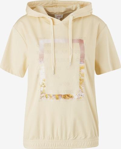s.Oliver Shirt in hellgelb / mischfarben, Produktansicht