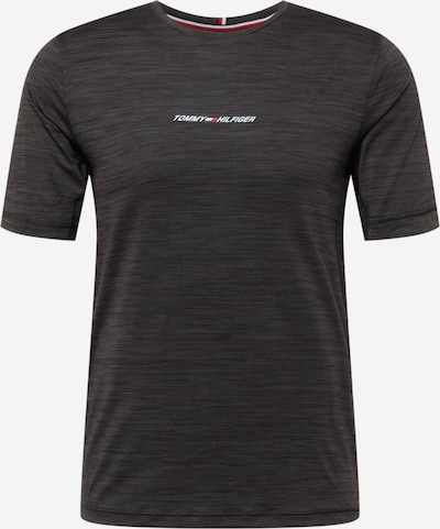 Tommy Sport Sportshirt in navy / dunkelgrau / rot / weiß, Produktansicht