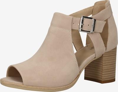 Nero Giardini Sandalen met riem in de kleur Beige, Productweergave