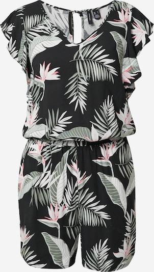 VERO MODA Jumpsuit 'Simply' in Pastel green / Pink / Black, Item view