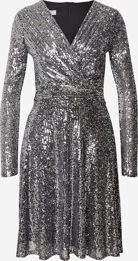 WAL G. Cocktail dress in Dark grey / Silver, Item view