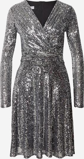 Kokteilinė suknelė iš WAL G. , spalva - tamsiai pilka / sidabrinė, Prekių apžvalga