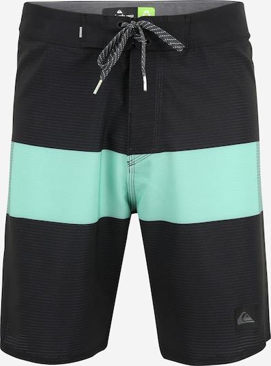 QUIKSILVER Sportbadehose 'HIGHLITE ARCH 19' in mint / schwarz, Produktansicht