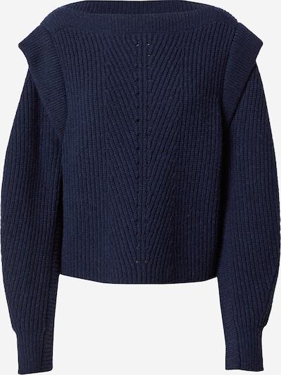 Freebird Pullover in dunkelblau, Produktansicht