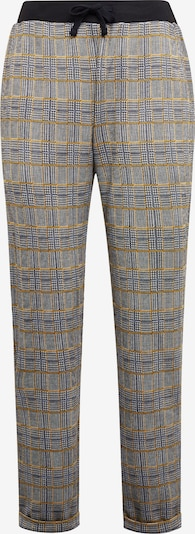 Mavi Hose ' DRAWSTRING CHECK PANTS ' in schwarz, Produktansicht