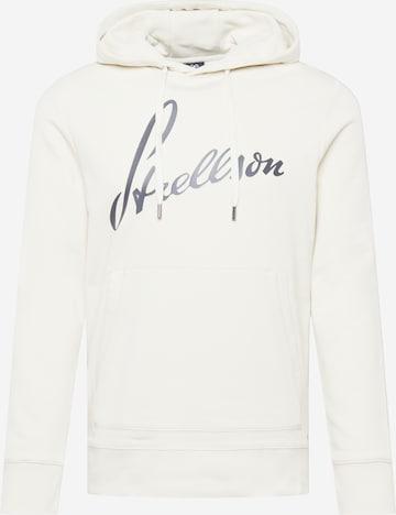 STRELLSON Sweatshirt in Weiß