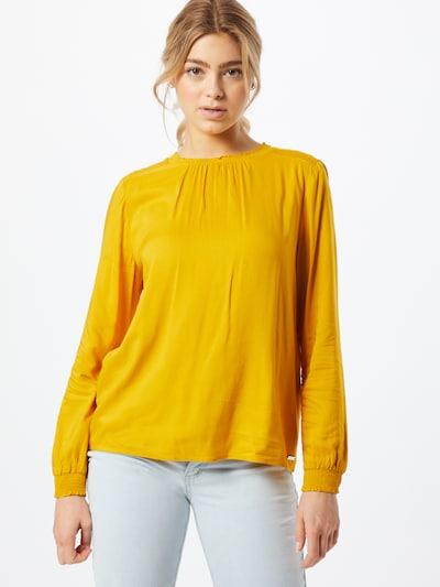 Camicia da donna STREET ONE di colore giallo: Vista frontale