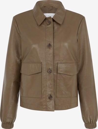 Aligne Jacke 'Campbell' in braun, Produktansicht