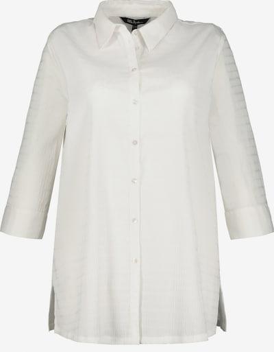 Ulla Popken Bluse in weiß, Produktansicht