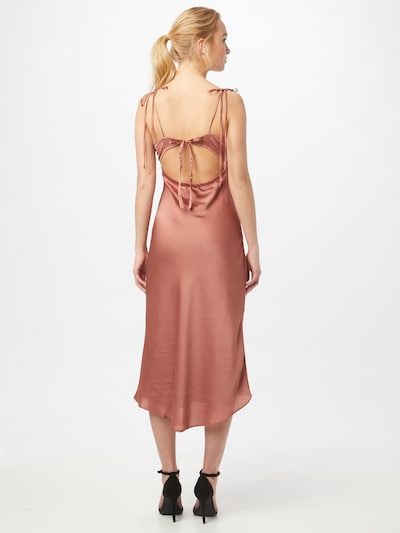abercrombie & fitch kleid in altrosa | about you