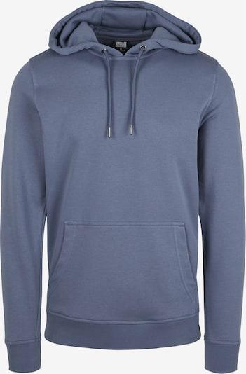 Urban Classics Sweat-shirt en bleu fumé, Vue avec produit