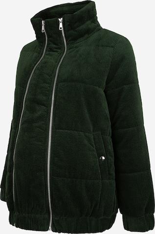 Veste mi-saison 'Daphne' MAMALICIOUS en vert