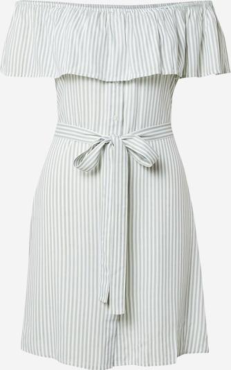 ABOUT YOU Vestido 'Lotta' en verde / blanco, Vista del producto