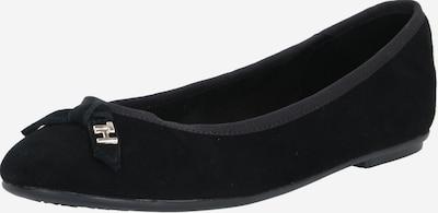 TOMMY HILFIGER Ballerina in de kleur Zwart, Productweergave