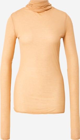 AMERICAN VINTAGE Tričko 'Massachusetts' - meruňková, Produkt