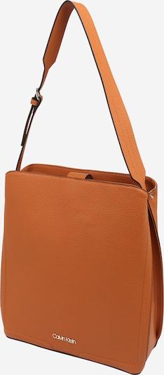 Calvin Klein Pleca soma konjaka toņa, Preces skats