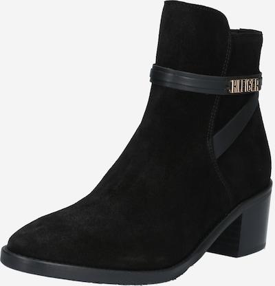 TOMMY HILFIGER Stiefelette in schwarz, Produktansicht