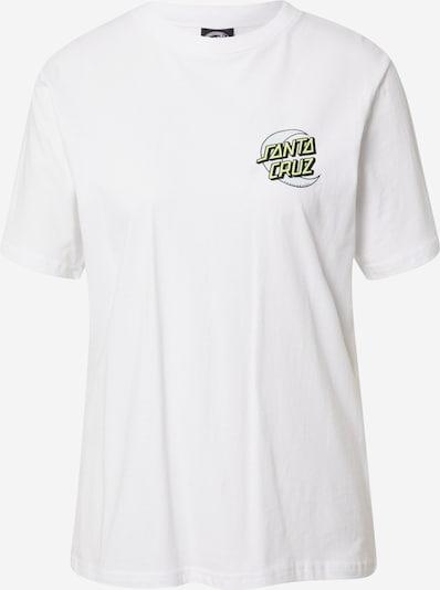 Santa Cruz T-Krekls, krāsa - jauktu krāsu / balts, Preces skats