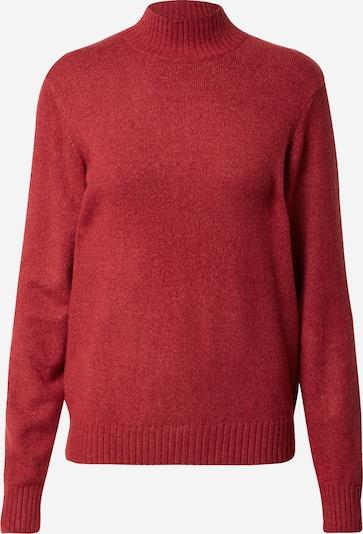 VILA Pullover in rot: Frontalansicht