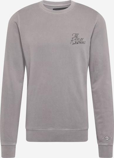 REPLAY Sweatshirt in grau, Produktansicht