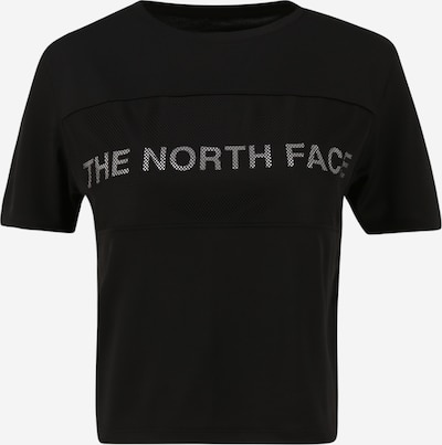 THE NORTH FACE Sportshirt in schwarz / weiß, Produktansicht