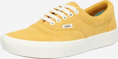 VANS Baskets basses en jaune, Vue avec produit
