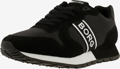 BJÖRN BORG Sneakers laag in de kleur Zwart / Wit, Productweergave