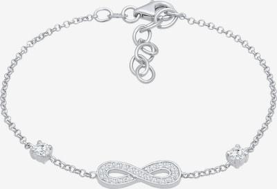 Nenalina Armband Infinity in silber, Produktansicht
