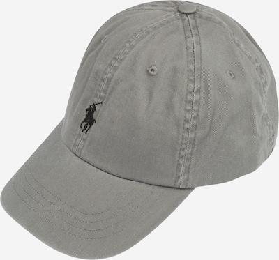 Kepurė iš Polo Ralph Lauren, spalva – pilka / juoda, Prekių apžvalga