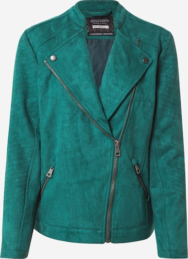 Stitch and Soul Between-season jacket in Petrol, Item view