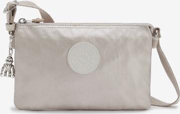 KIPLING Umhängetasche 'Creativity' in Silber