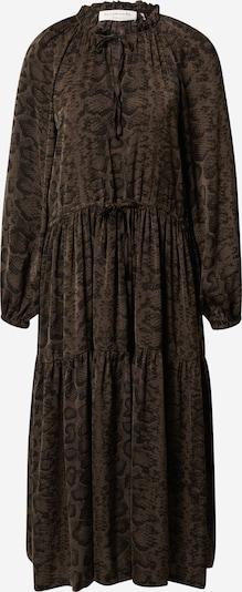 rosemunde Robe-chemise en brun foncé / noir, Vue avec produit