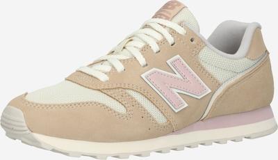 new balance Sneaker in creme / pastellgelb / altrosa / weiß, Produktansicht