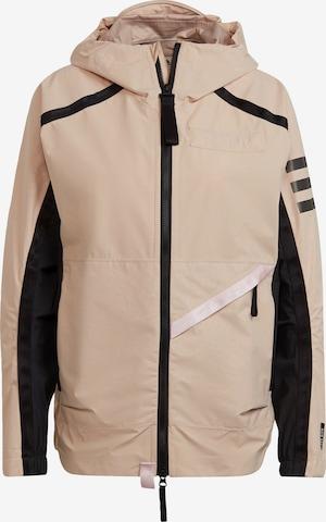 adidas Terrex Outdoor Jacket in Pink