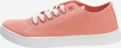 Crosby Sneaker in orange, Produktansicht