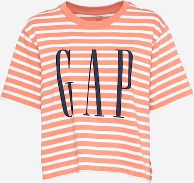 GAP Tričko - námořnická modř / lososová / bílá, Produkt