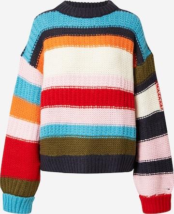Tommy Jeans Sweter w kolorze mieszane kolory