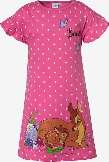Disney Bambi Kleid in pink / weiß, Produktansicht