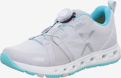 Vado Sneaker in aqua / grau, Produktansicht
