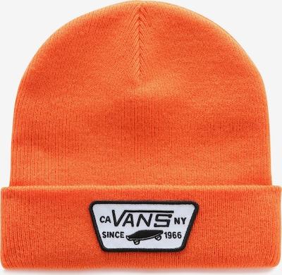 VANS Beanie 'Milford' in Orange red / Black / White, Item view