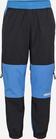 ADIDAS ORIGINALS Hose in hellblau / schwarz, Produktansicht