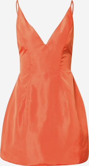 Love Triangle Kleid 'SELENA' in orangerot, Produktansicht
