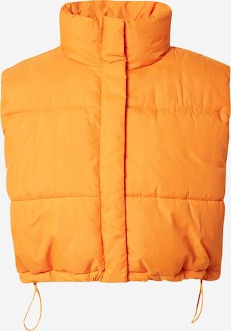 WEEKDAY Vest in Orange