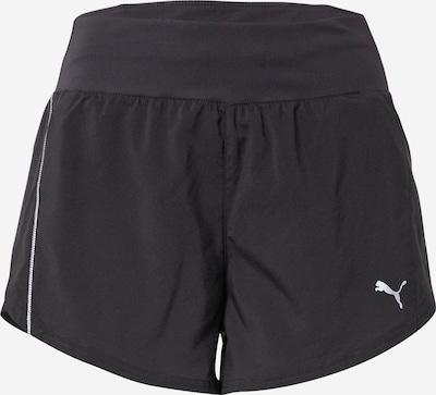 Pantaloni sportivi 'RUN COOL' PUMA di colore nero / bianco, Visualizzazione prodotti
