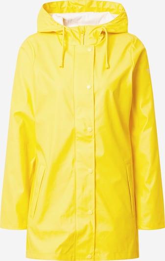 Weather Report Regenmantel 'Petra' in gelb, Produktansicht
